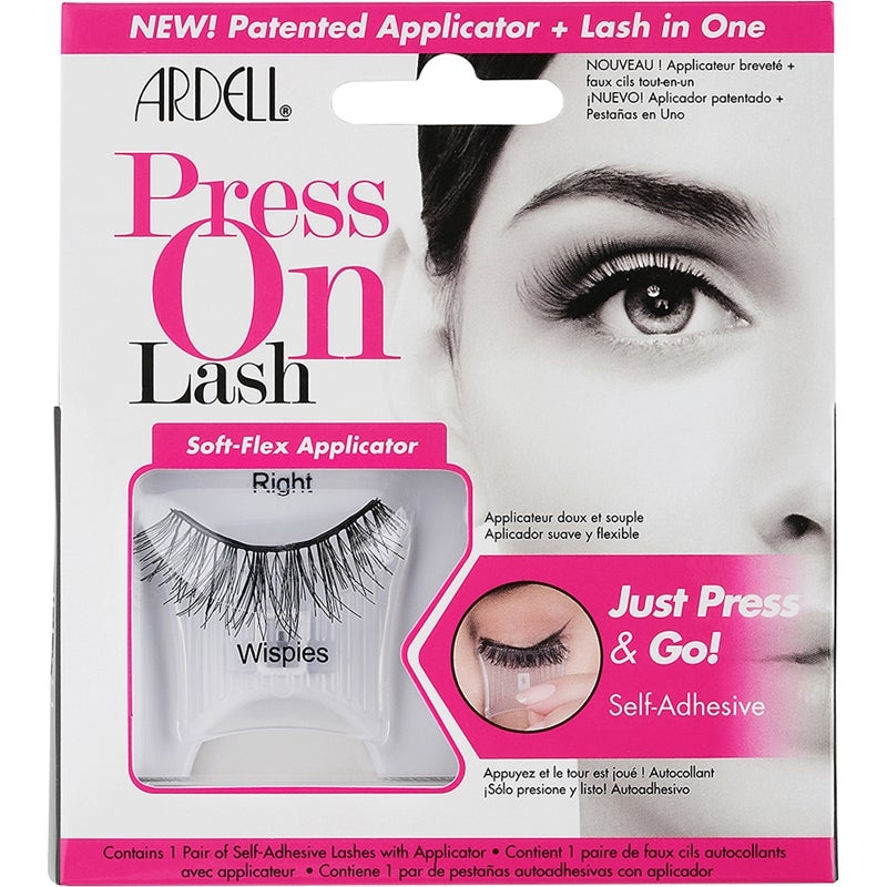 Press on Lashes Wispies