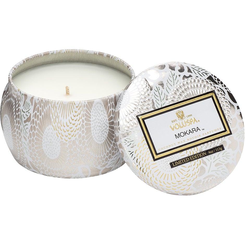 Mokara - Decorative Tin Candle 113g thumbnail