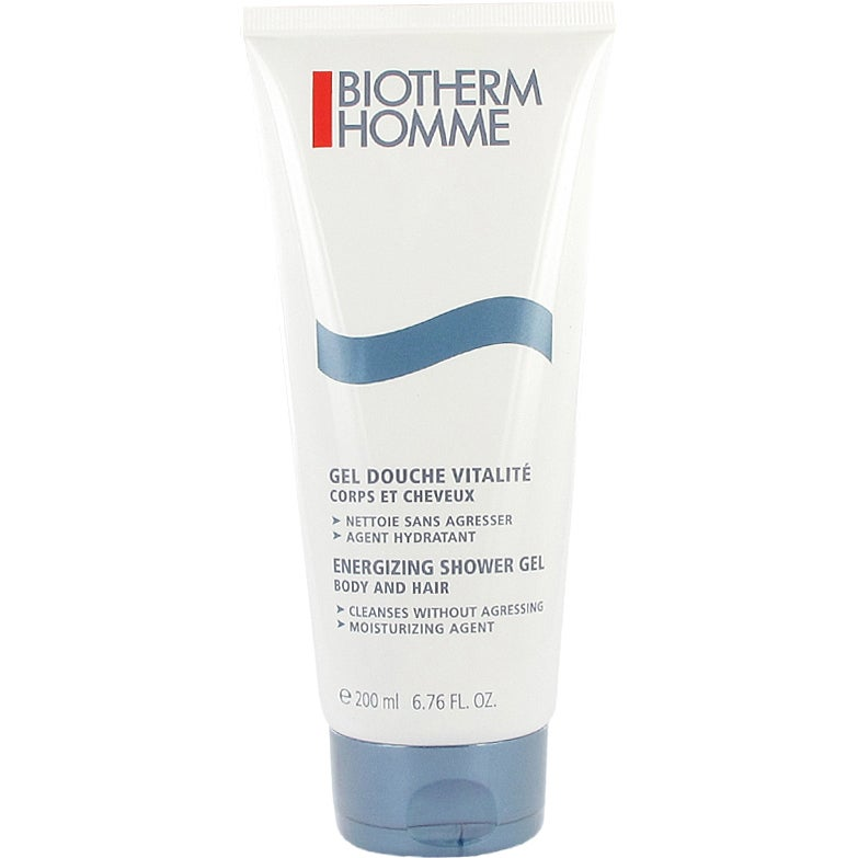 biotherm homme energizing shower gel