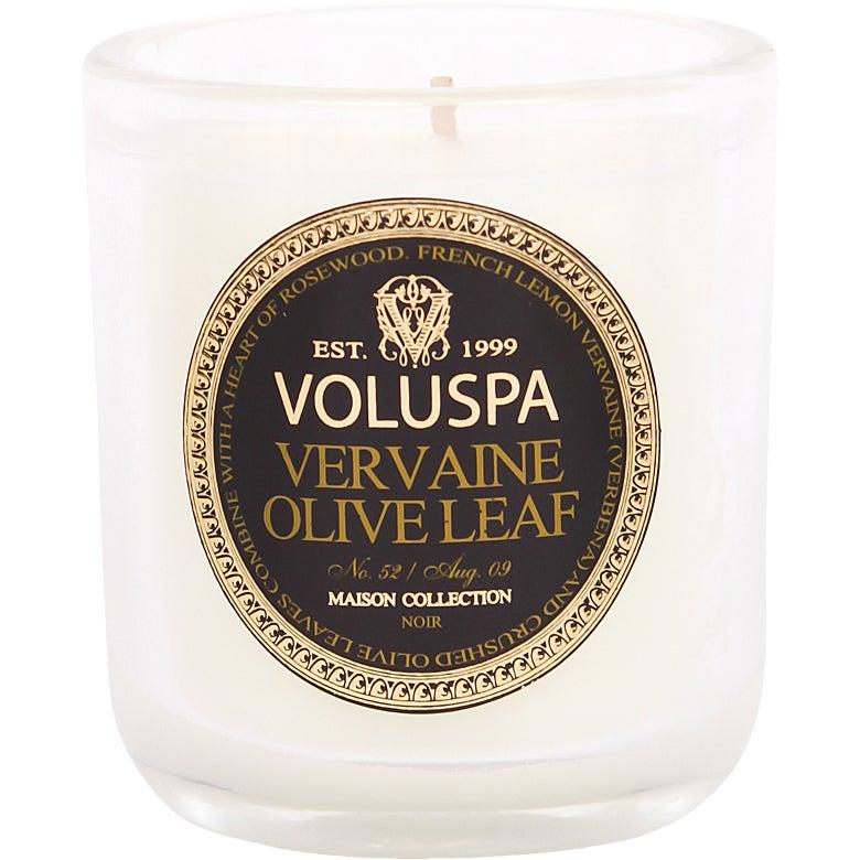 Vervaine Olive Leaf - Maison Classic Boxed Votive Candle 85g thumbnail