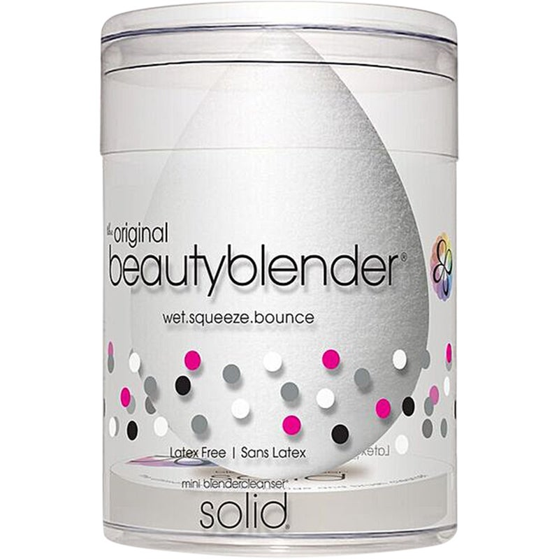 Beautyblender Original Sponge + Mini Solid Cleanser